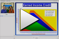 Earned Income Credit Infographic (Member Benefit)